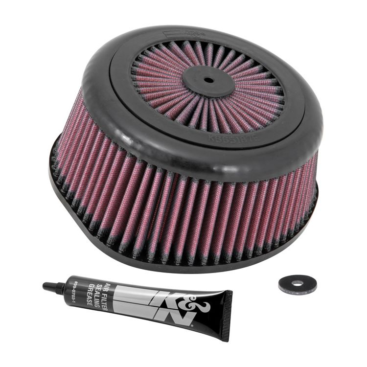 K&N XStream Motocross Air Filter Yamaha / Suzuki 125cc-450cc