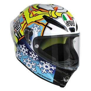 AGV Pista GP Winter Test Snow Man 2016 Helmet