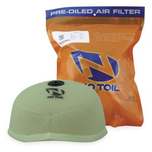 No Toil Pre Oiled Air Filter Kawasaki KDX200 / KDX220 / KX500