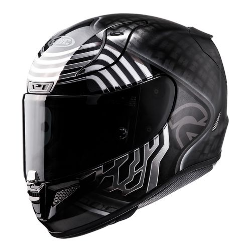 hjc rpha 11 pro kylo ren helmet revzilla. Black Bedroom Furniture Sets. Home Design Ideas