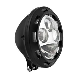 "Performance Machine Apex 5 3/4"" LED Vision Headlight For Harley"