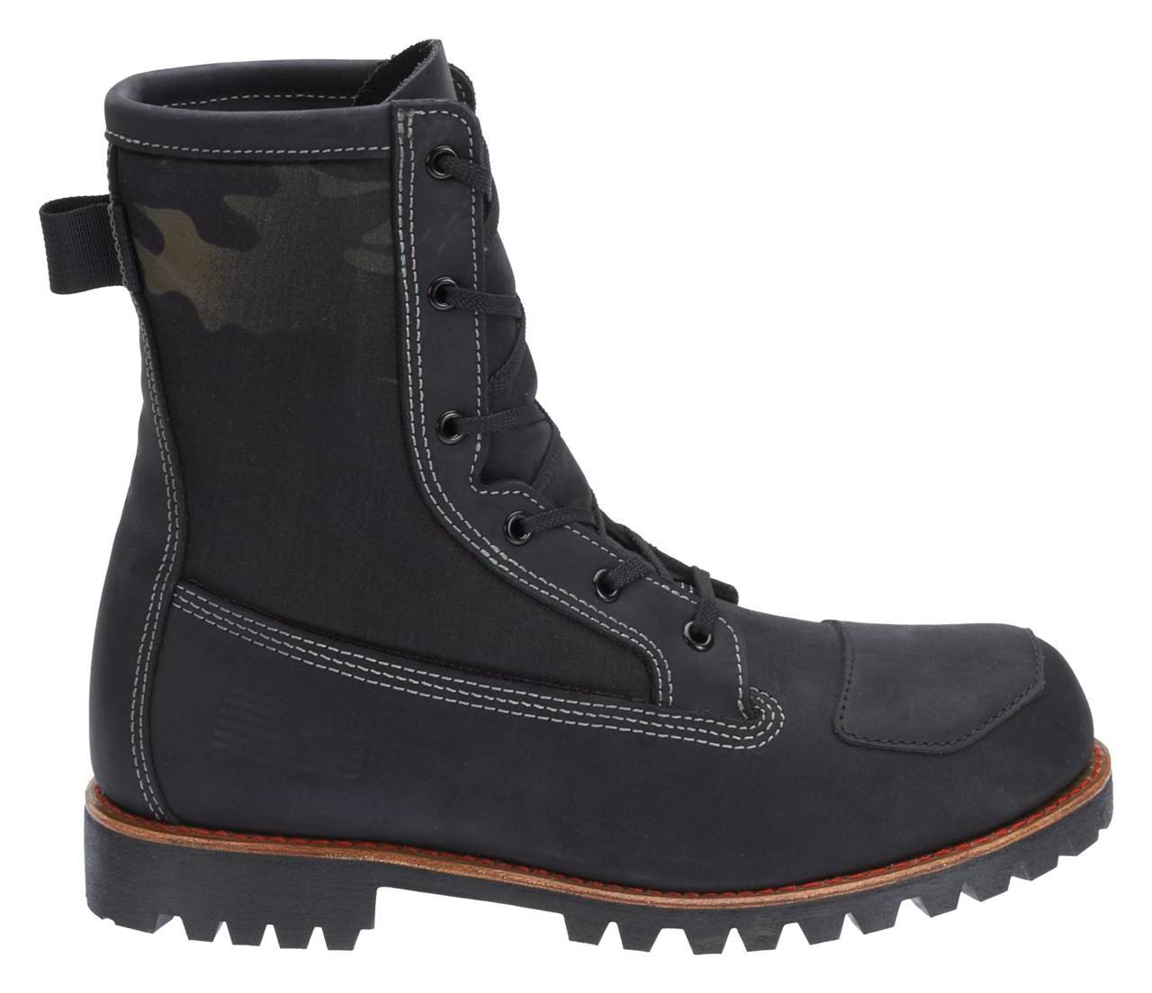 Bates Bomber Boots