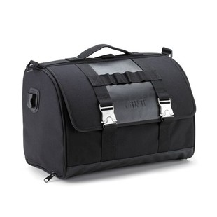 Givi CL502 Classic Sissy Bar Bag Black [Incomplete]