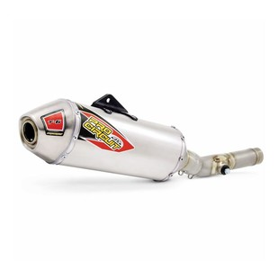 Pro Circuit T-6 Slip-On Exhaust Kawasaki KX250F 2017