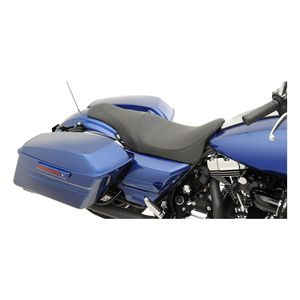 Drag Specialties Caballero Seat For Harley Touring 2008-2018