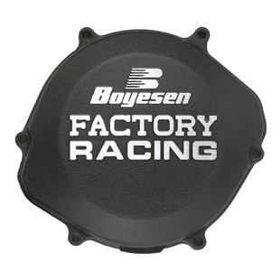 Boyesen Factory Racing Spectra Clutch Cover Honda CRF450R 2009-2016