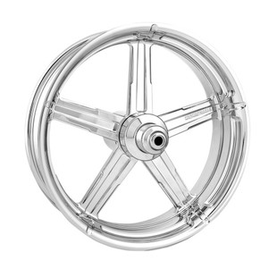 Performance Machine Formula 21 x 3.5 Front Wheel For Harley Touring 2014-2016