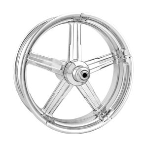 Performance Machine Supra 17 x 6 Rear Wheel For Harley Touring 2009-2016