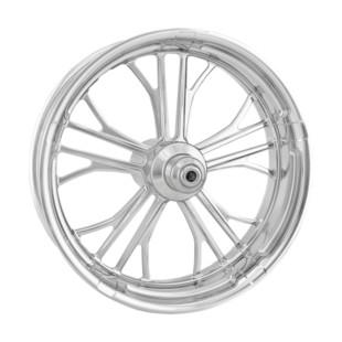 Performance Machine Dixon 17 x 6 Rear Wheel For Harley Touring 2009-2016