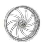 Performance Machine Supra 18 x 3.5 Front Wheel For Harley Touring 2008-2013