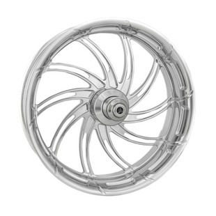Performance Machine Supra 18 x 3.5 Front Wheel For Harley Fat Boy 2008-2013