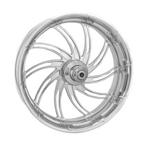 Performance Machine Supra 19 x 2.15 Front Wheel For Harley Dyna 2008-2016