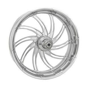 Performance Machine Supra 21 x 3.5 Front Wheel For Harley Touring 2014-2016