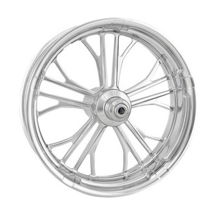 Performance Machine Dixon 21 x 3.5 Front Wheel For Harley Touring