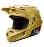 Fox Racing Youth V1 C3P0 LE Helmet