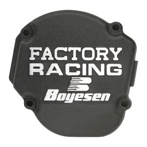 Boyesen Factory Racing Spectra Ignition Cover Yamaha YZ80 / YZ85 1993-2016