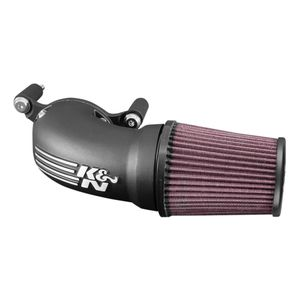 K&N High Flow Air Charger Intake Kit For Harley 2008-2017