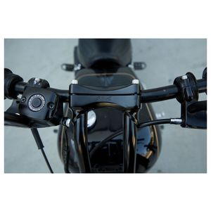 Biltwell MR-006-HD-CP Chrome 6 Murdock Riser