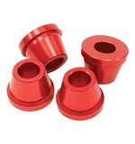 Zeta Rubber Killer Solid Mount Kit Honda CR / CRF