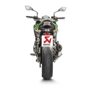 Akrapovic Exhaust Headers Kawasaki Z900 2017-2019