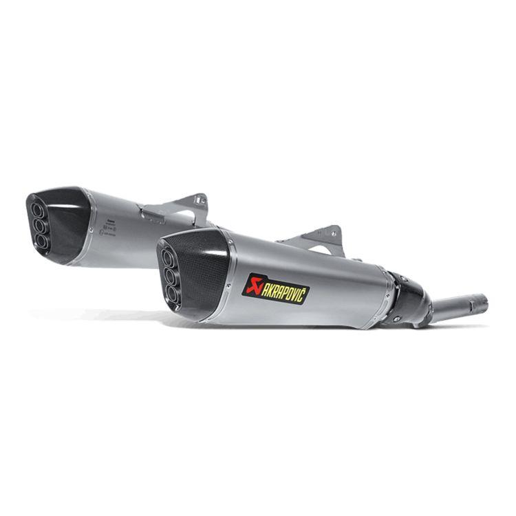 Akrapovic Slip-On Exhaust BMW K1600GT / K1600GTL 2011-2020