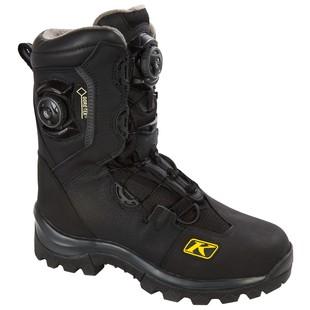 Klim Adrenaline GTX BOA Boots Black / 12 [Open Box]