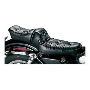 Le Pera Regal Plush Seat For Harley