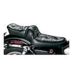 Le Pera Regal Plush Seat For Harley