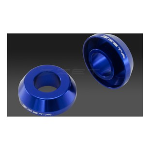 Zeta Fast Rear Wheel Spacers Yamaha YZ250F / YZ450F 2009-2015