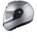 Schuberth C3 Pro Helmet Silver / 3XL [Blemished - Very Good]
