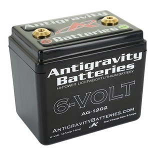 Antigravity 6-Volt 12-Cell 240CA Lithium Ion Battery