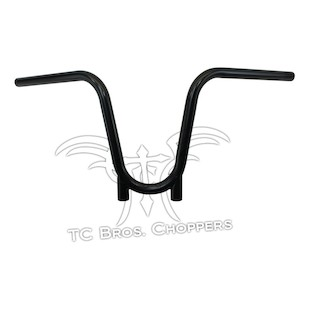 "TC Bros Bootlegger 7/8"" Handlebars Black [Blemished - Very Good]"