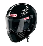 Simpson Outlaw Bandit Helmet Black / XL [Blemished - Very Good]
