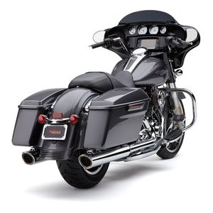 Cobra 909 Slip-On Mufflers For Harley