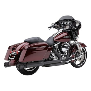 "Cobra 4.5"" RPT Slip-On Mufflers For Harley Touring"