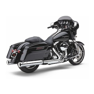 Cobra NH Slip-On Mufflers For Harley Touring