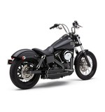 Cobra Speedster 909 Exhaust For Harley Dyna 2006-2011