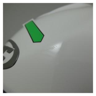 HJC FG-Jet Helmet White / MD [Blemished - Very Good]