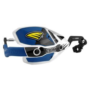 "Cycra Ultra Probend CRM Wrap Around Handguards White/Husky Blue / 7/8"" [Previously Installed]"