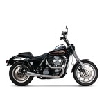 Two Brothers Comp-S 2-Into-1 Exhaust For Harley FXR 1990-1994