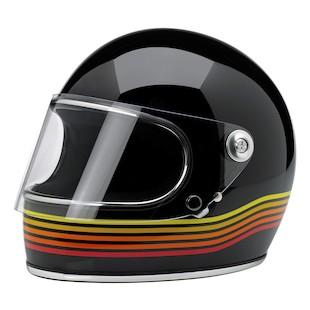 Biltwell Gringo S Spectrum Limited Edition Helmet Black / XS [Blemished - Very Good]