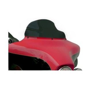 """Klock Werks Flare Windshield For Harley Touring 1996-2013 Black / 8 1/2"""" Tall [Previously Installed]"""