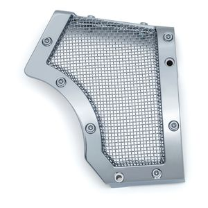 Kuryakyn Mesh Front Pulley Cover For Harley Sportster 2004-2019