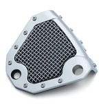 Kuryakyn Mesh Rear Caliper Cover For Harley Dyna / Softail 2008-2017