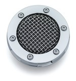 Kuryakyn Mesh Vented Gas Cap For Harley