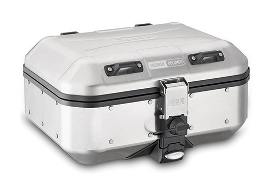 givi trekker dolomiti 30 liter monokey case 10 off revzilla. Black Bedroom Furniture Sets. Home Design Ideas