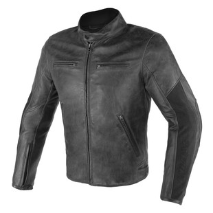 Dainese Stripes D1 Leather Jacket