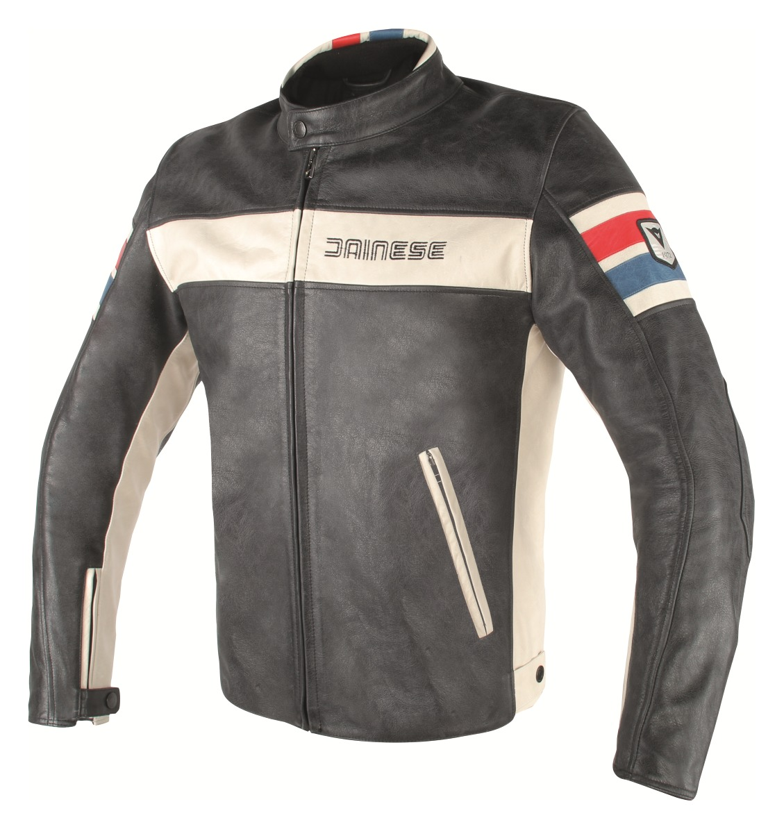 Dainese hf d1 perforated leather jacket revzilla for D garage dainese corbeil horaires