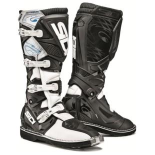 SIDI X-3 Boots White/Black / 12.5/47 [Open Box]