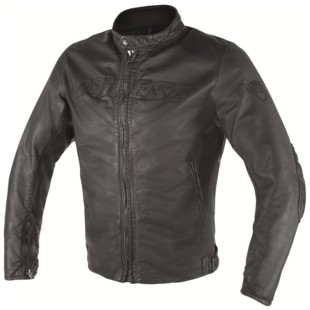 Dainese Archivio D1 Leather Motorcycle Jacket
